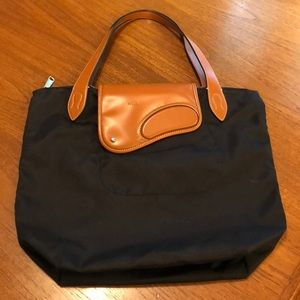 RLL Nylon shoulder tote